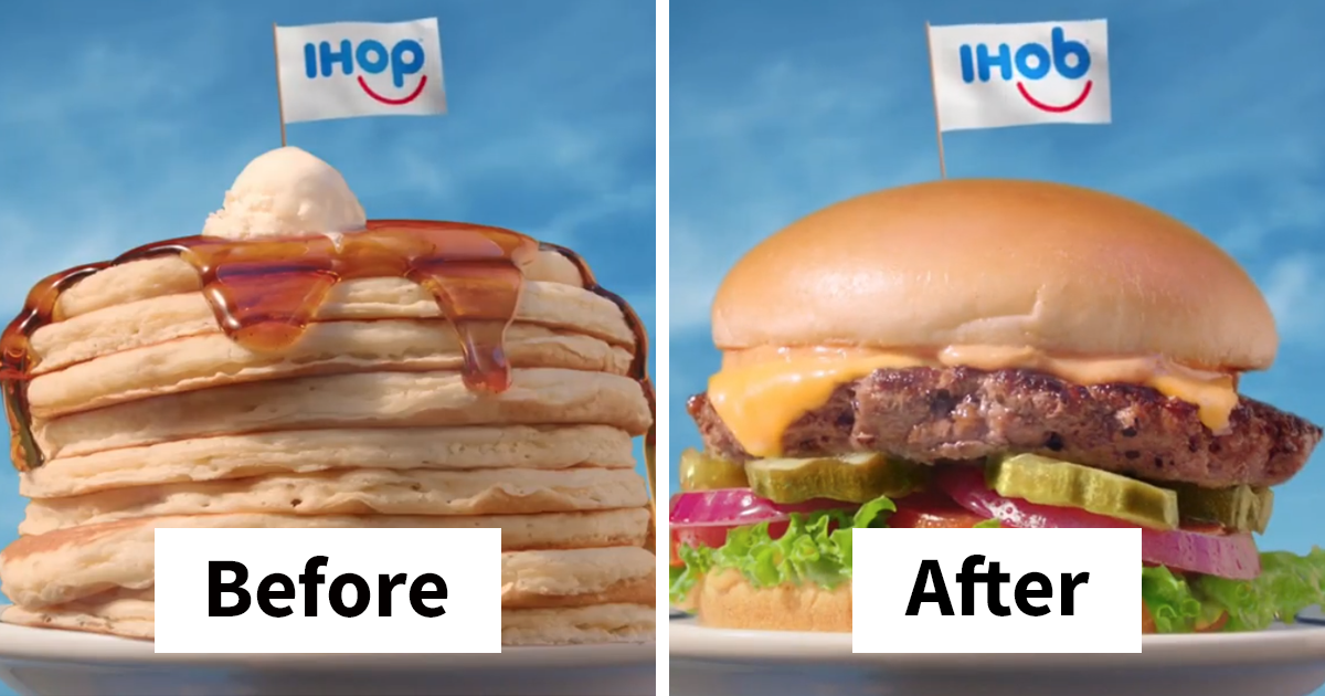 IHOb?!? Don't Be Like IHOP