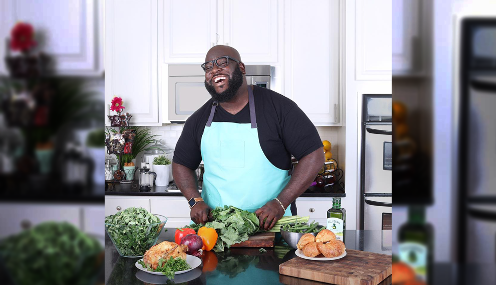 Independent Chef Catapulted His Audience By Being Authentic